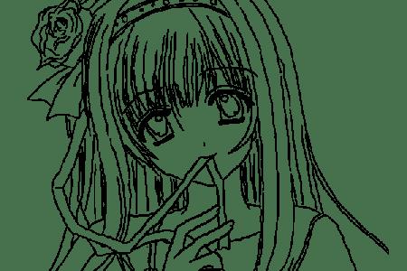Dibujo De Amor Anime Para Dibujar picture gallery