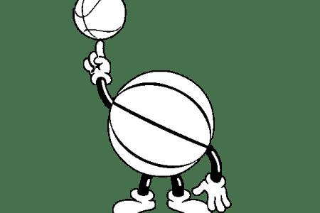 best Dibujos Para Colorear De Basket image collection