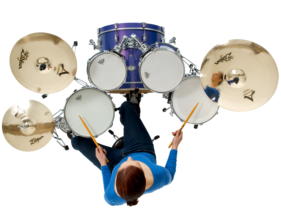 How to Sit at a Drum Kit   Beginner Lessons for Drummers how to sit at a drum kit