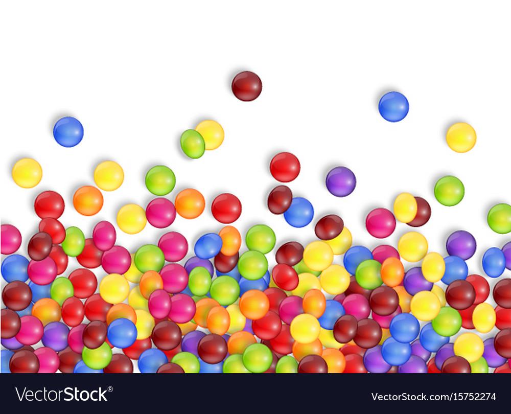 pile of balls