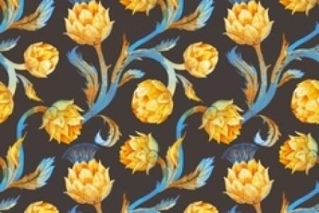 art deco colours art deco artichoke » [HD Images] Wallpaper For ...