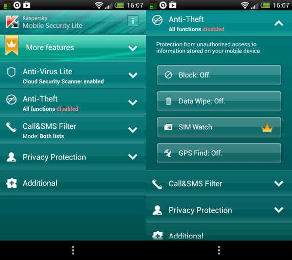 Antivirus Android Free Mobile