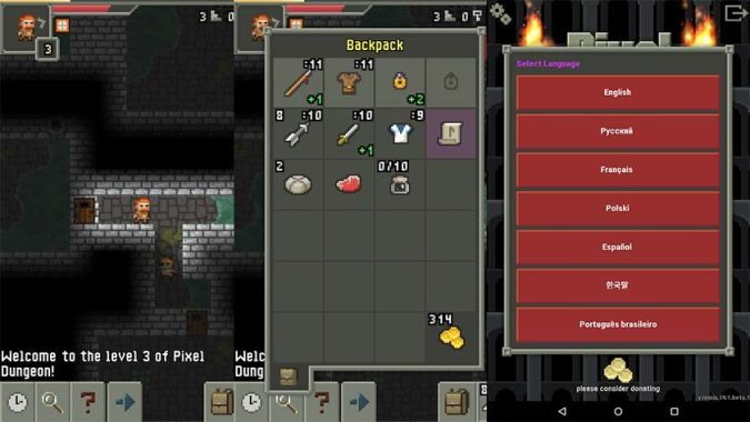 15 best RPGs for Android   Android Authority Pixel Dungeon