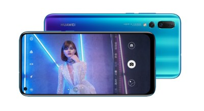 Huawei launches Nova 4 with hole-punch display and 48MP ...