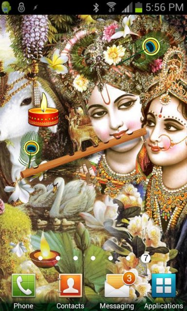 Radha Krishna Live Wallpaper | Download APK for Android ...