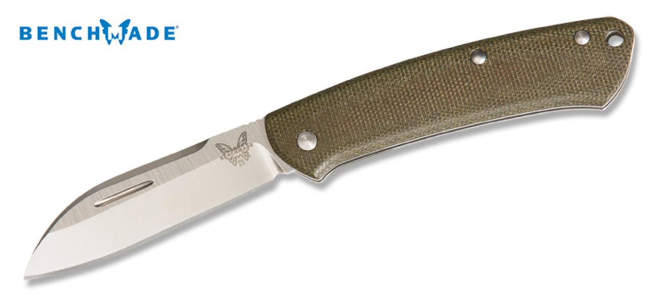 Folding Knife Scabbards