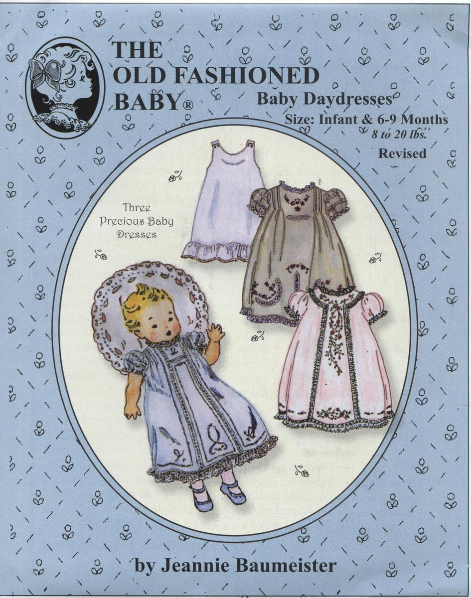 Cotton Fashioned Dresses Old House