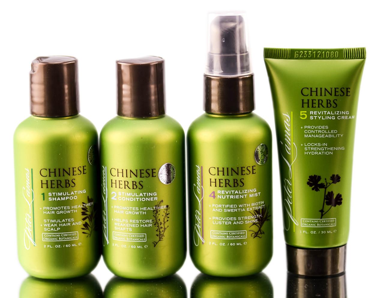 Peter Lamas Chinese Herbs Hair Growth Kit - SleekShop.com ...