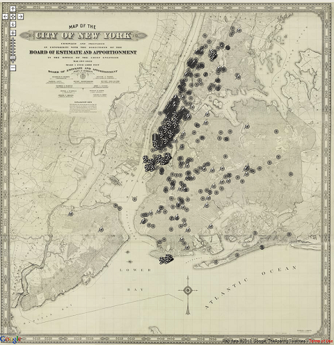 Great New Archive Lets You Hear the Sounds of New York City During     NewYorkNoiseComplaints