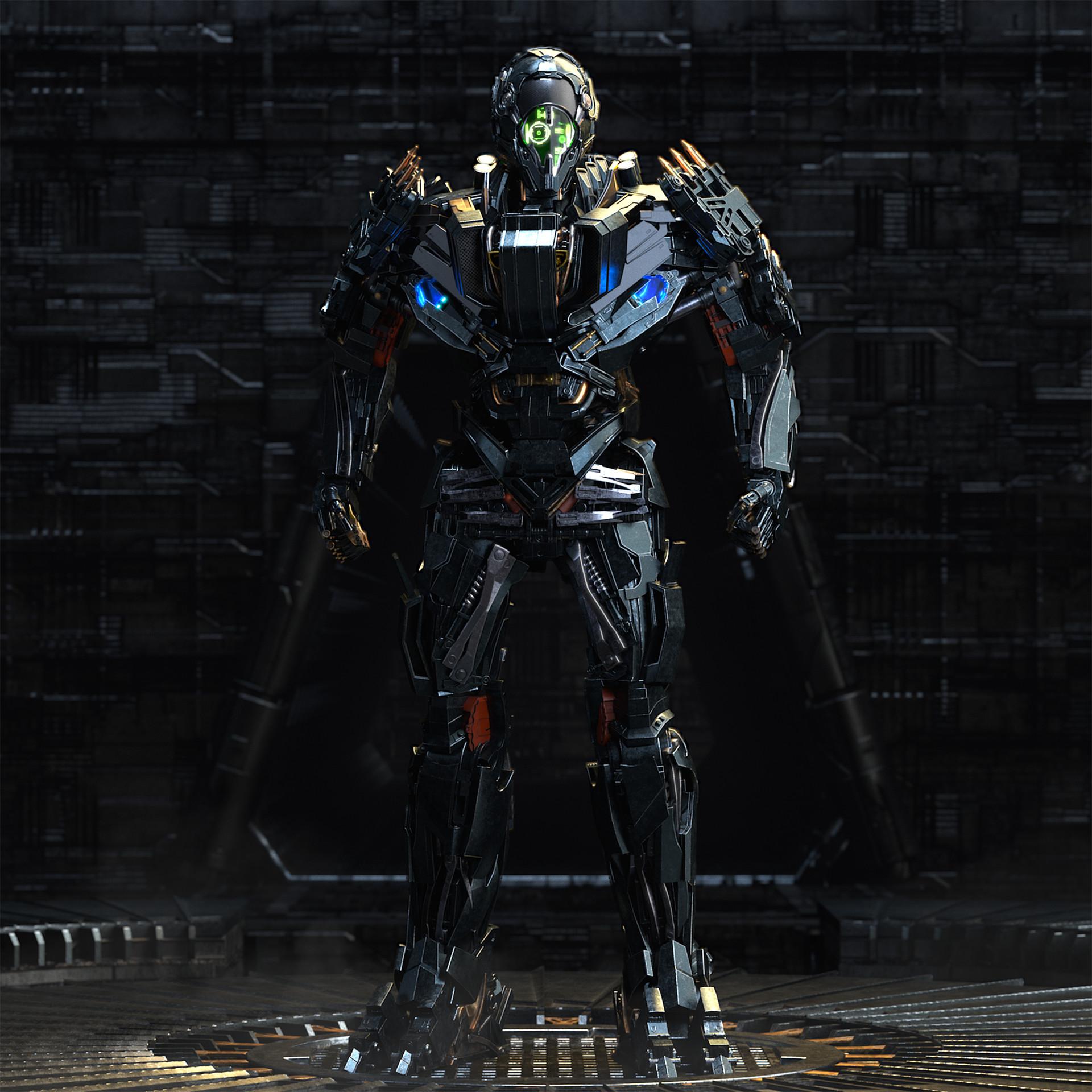 Artstation Lockdown Transformers Fanart Yoshiya