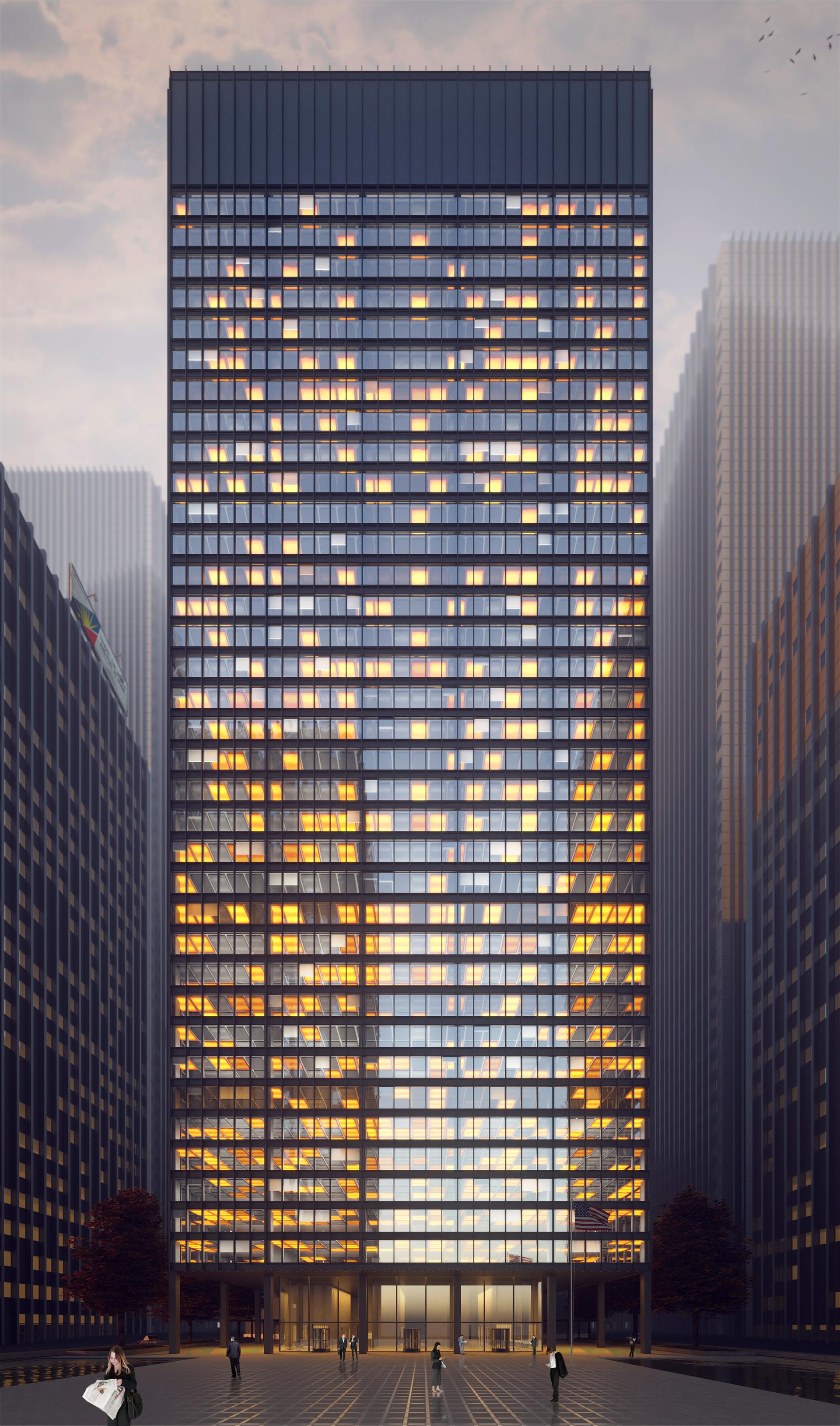 Lars Gehrt The Seagram Building