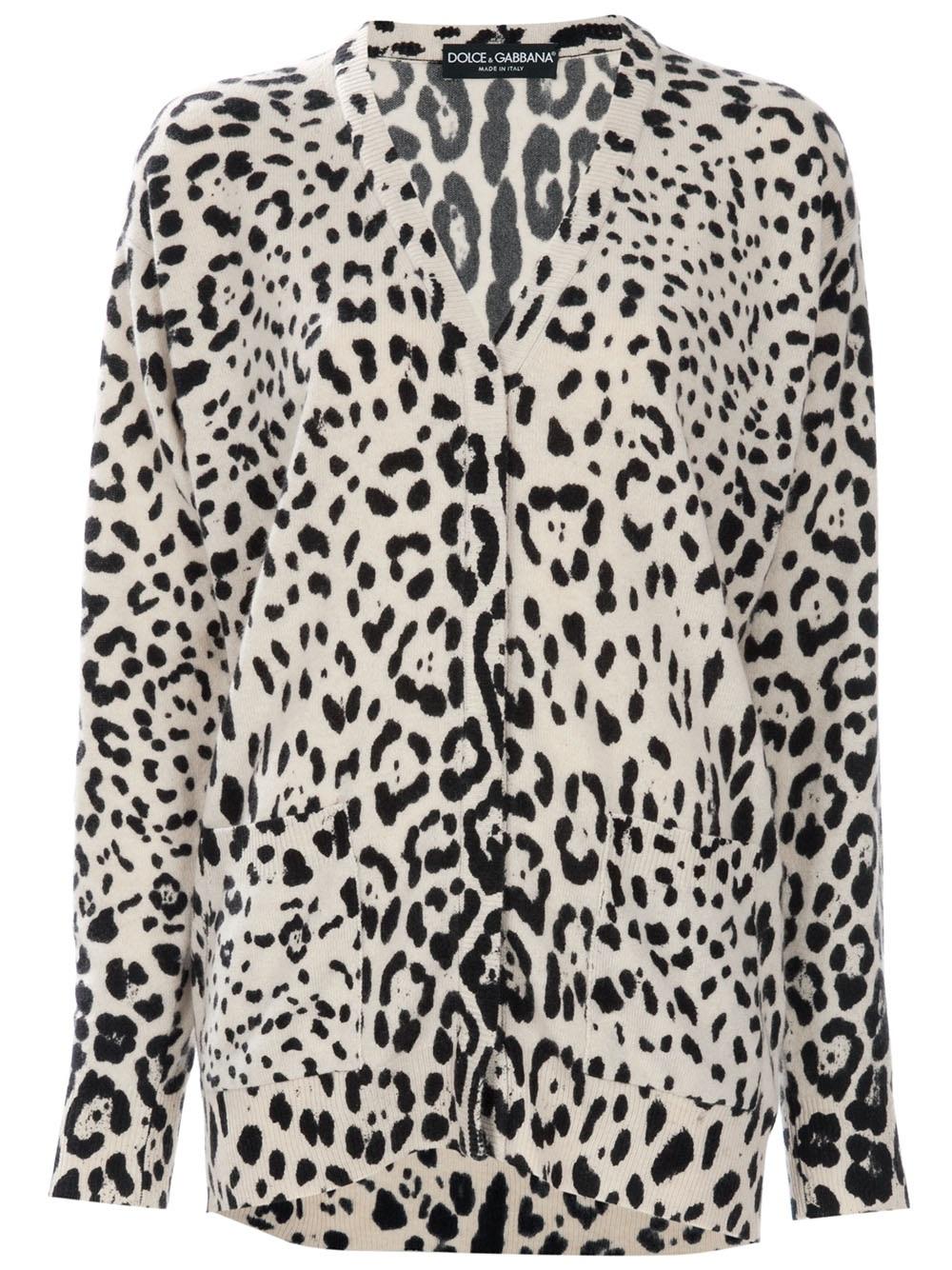 Leopard Print Cardigan Forever 21