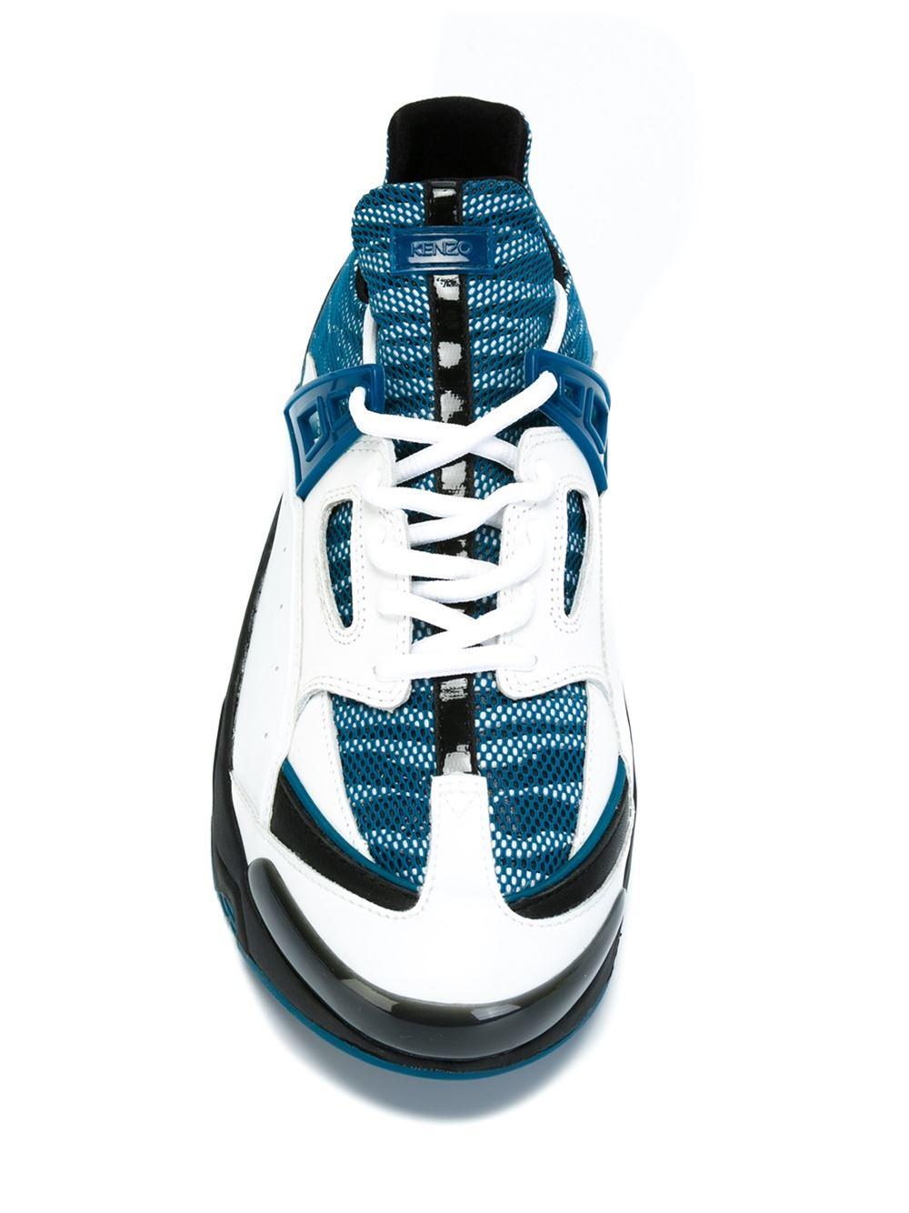 Lyst Kenzo Sonic Sneakers In White For Men