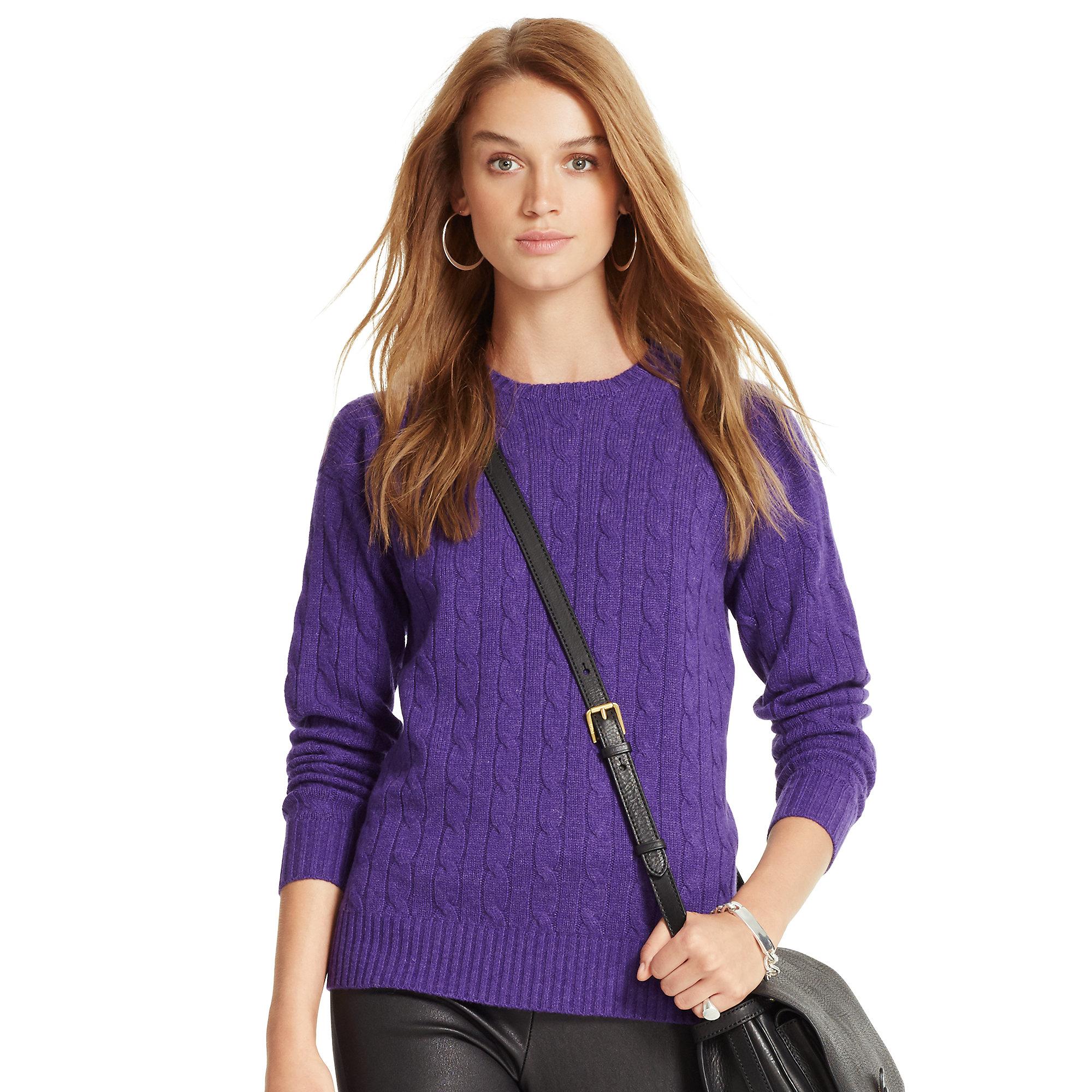 Polo Long Sleeve Sweaters
