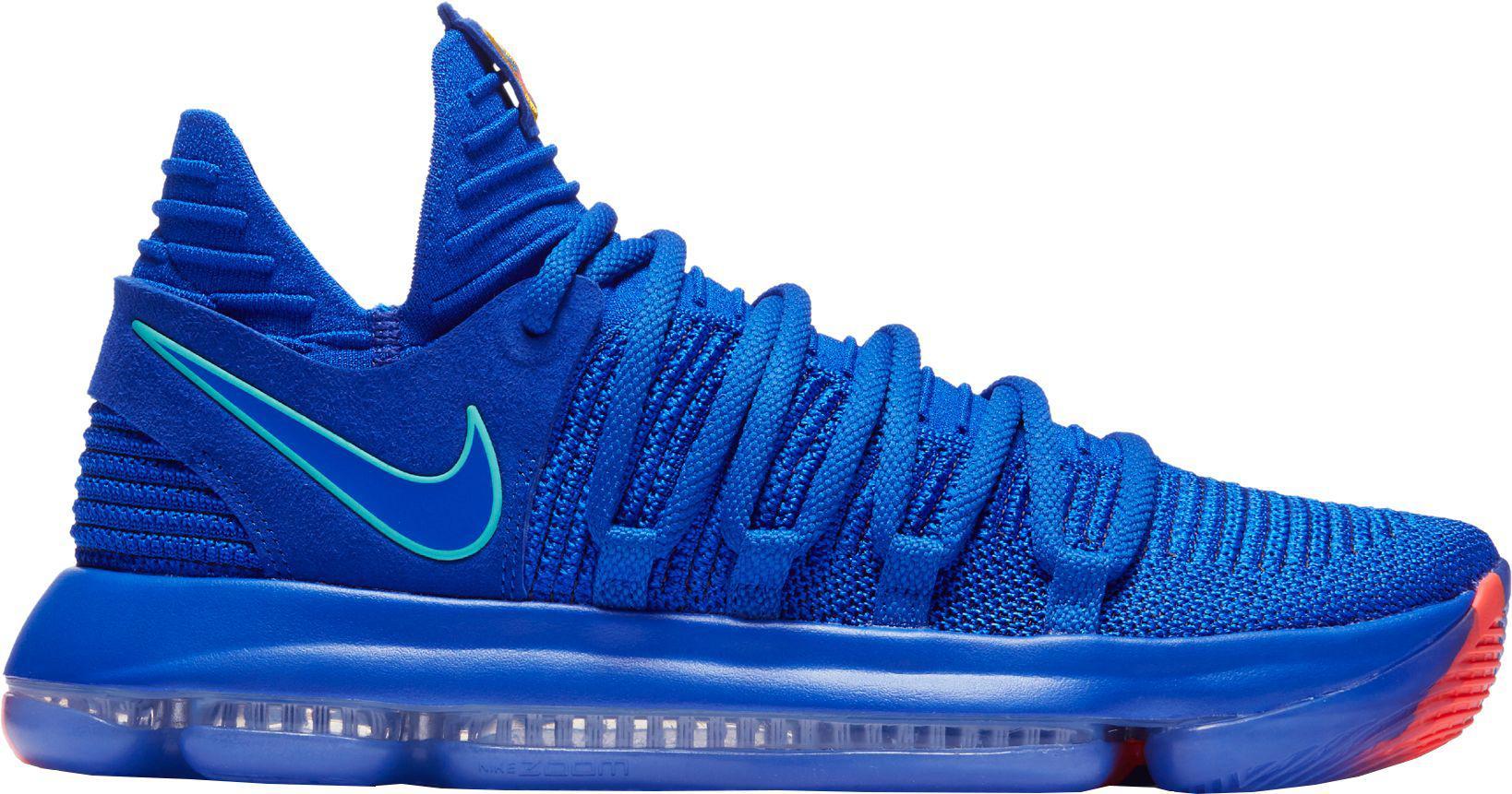 Kd Boys Basketball Shoes