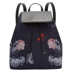 5e6852d8d9fe Ted Baker Maver Narrnia Print Drawstring Backpack In Blue Lyst