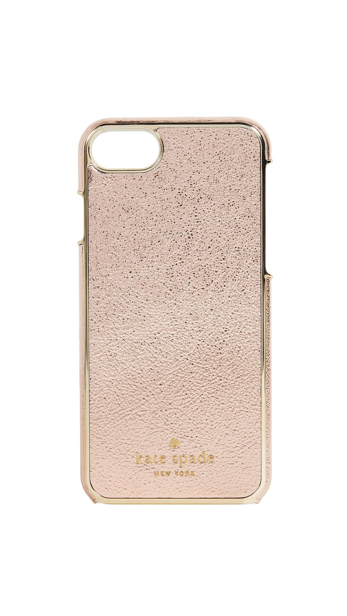Kate Spade Rose Gold Iphone 7 Case