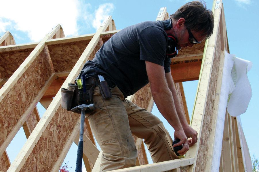 Framing A Two Pitch I Joist Roof Jlc Online Framing