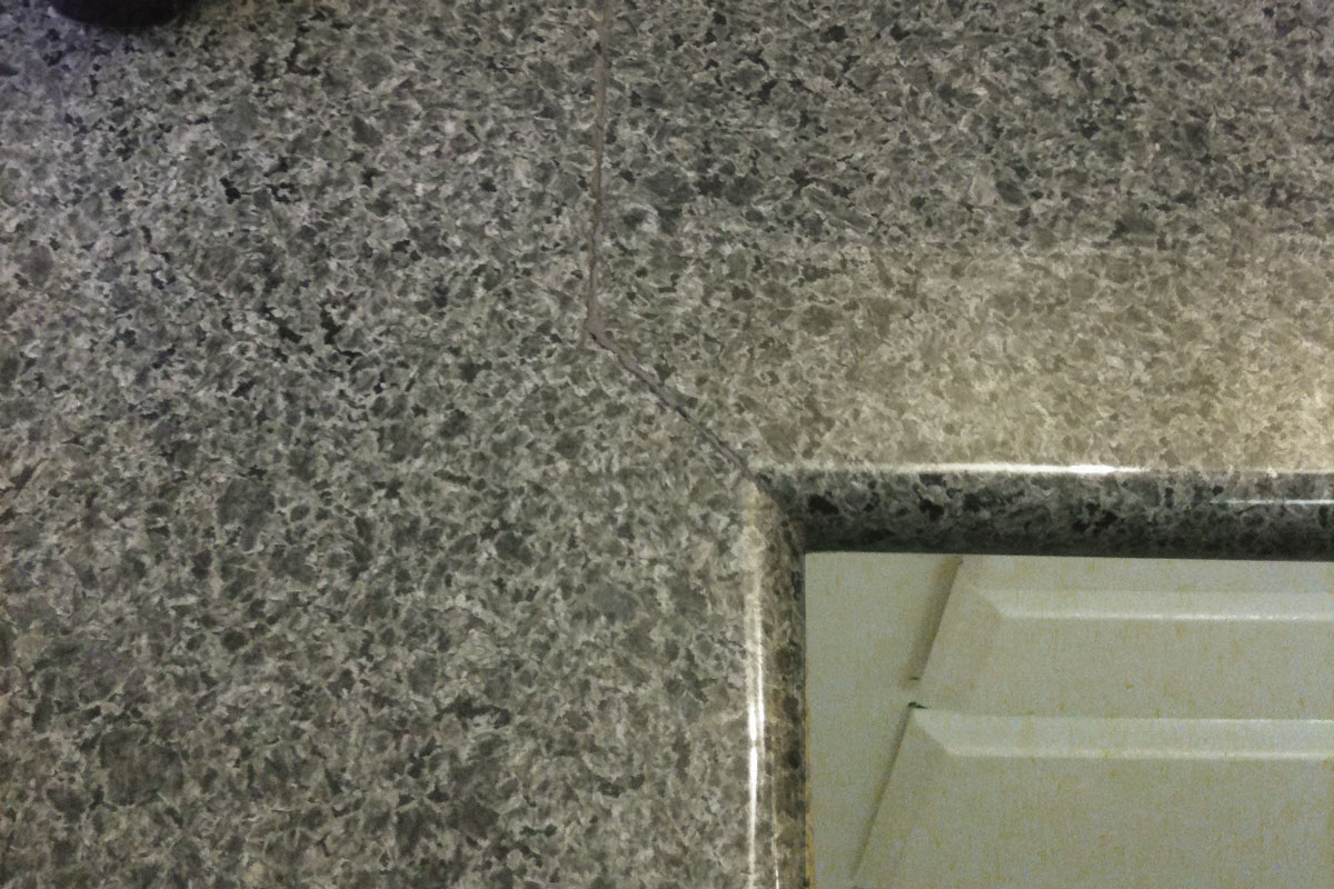 Granite Savings Working With Prefab Granite Countertops Remodeling