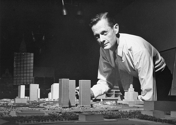 Edmund Bacon Biography By Gregory Heller Architect