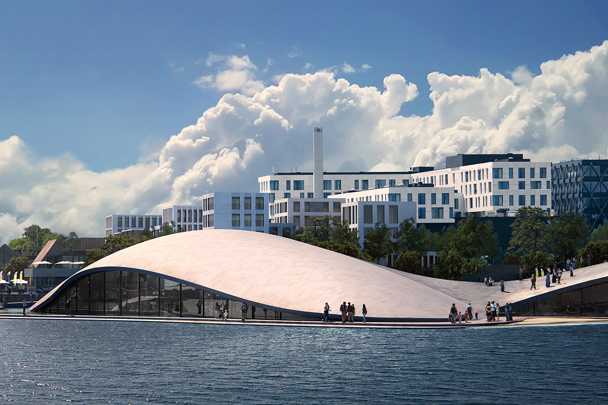 New Aquarium Architect Magazine Haptic Architects