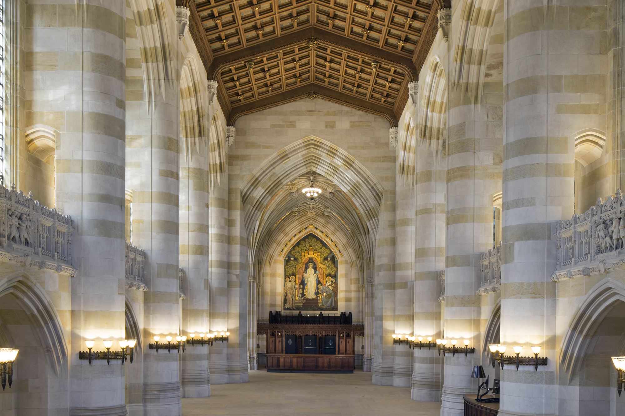 Illuminating A Cathedral Of Learning Architectural