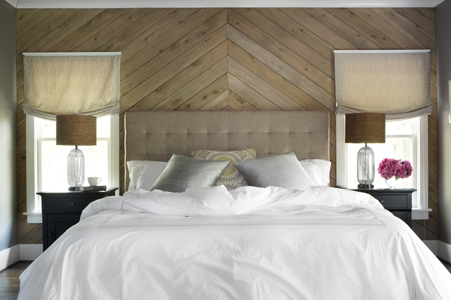 Wood Feature Wall Tips Jlc Online Wood Walls Interiors