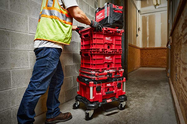 Milwaukee Adds Crate To Packout Tool Storage System