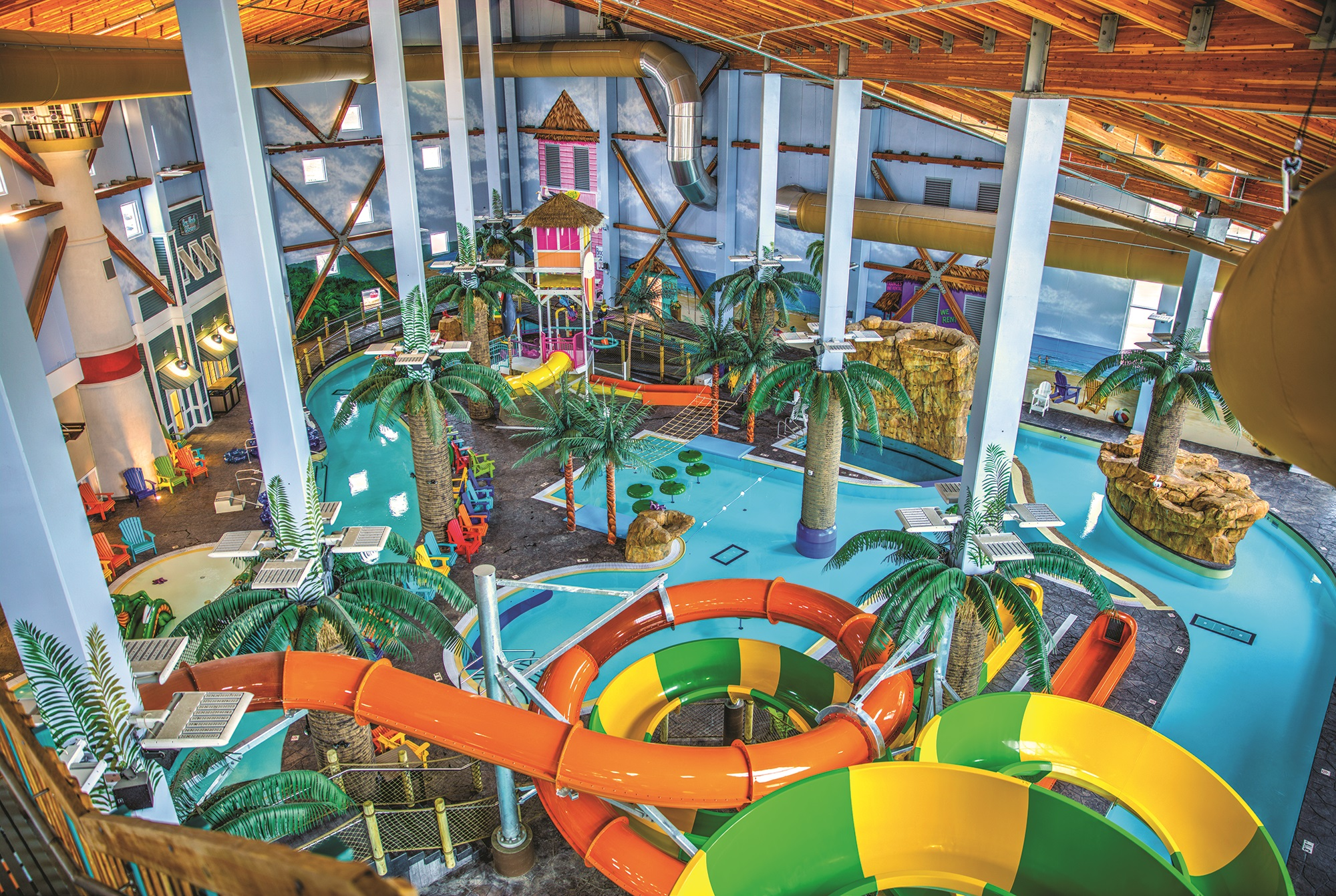 2018 Ai Dream Designs Include Parrot Cove Water Park In