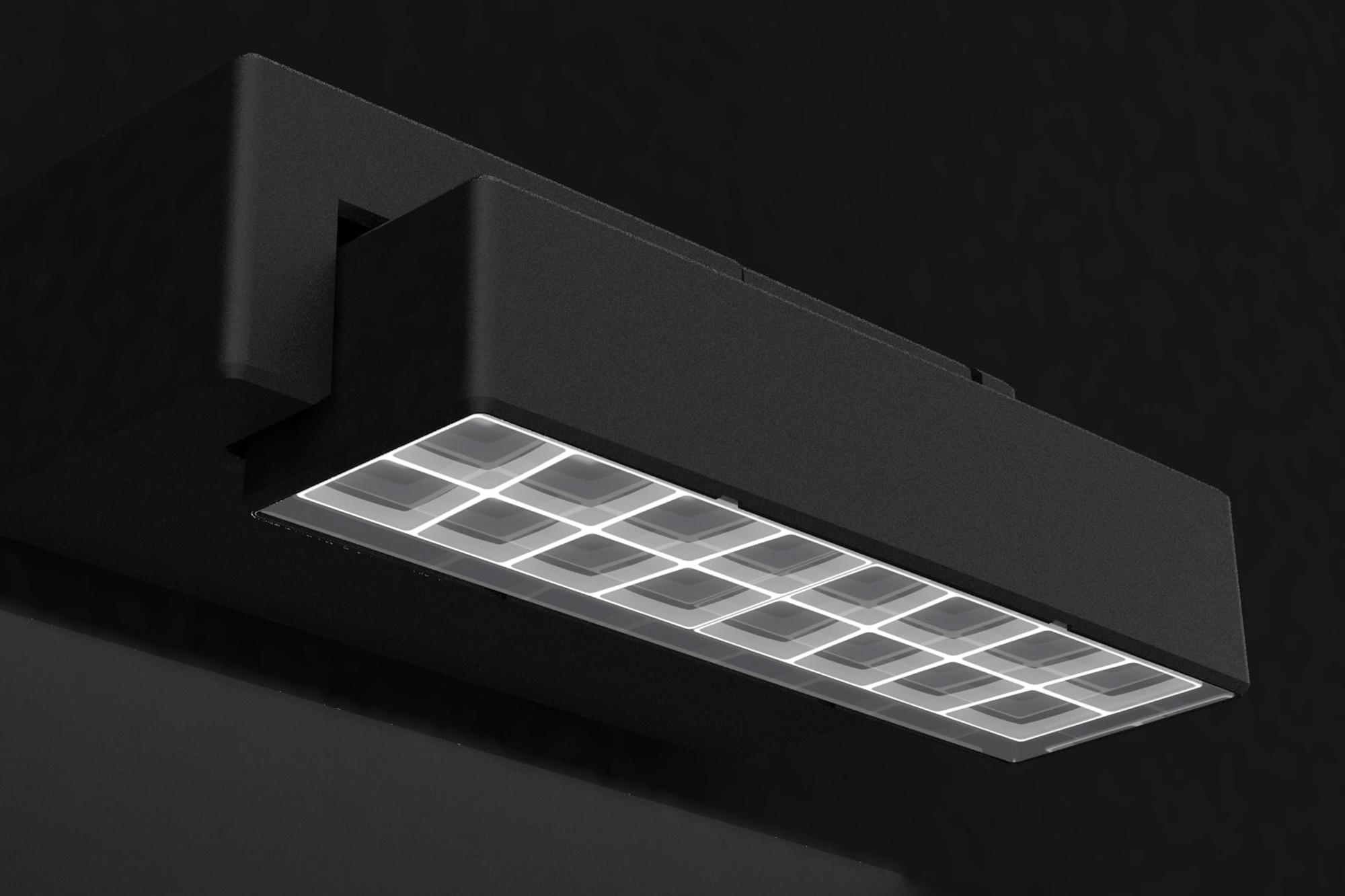 Led Display Lighting Fixtures