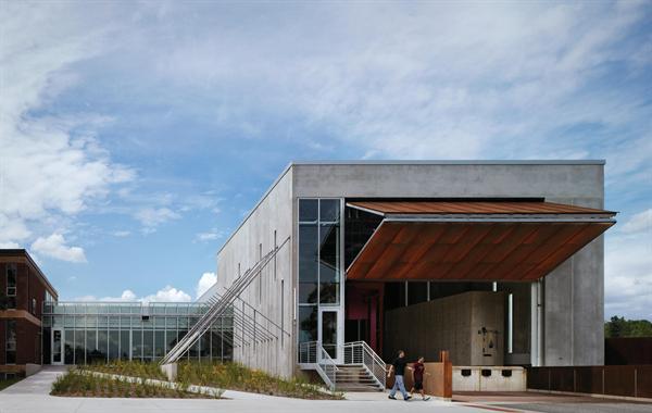 University Of Minnesota Duluth Civil Engineering Building