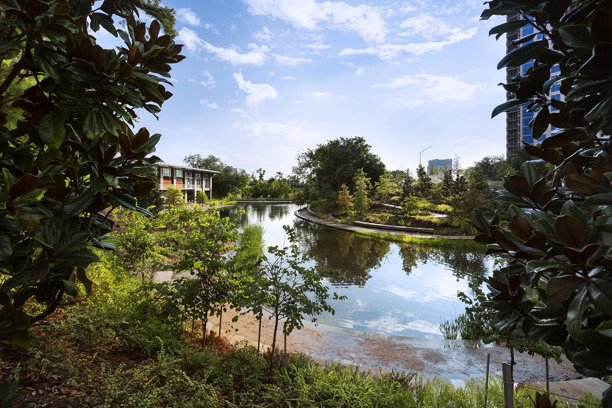 Buffalo Bayou Park Architect Magazine
