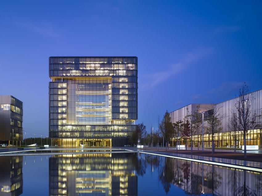 2011 Al Design Awards Thyssenkrupp Quarter Essen Germany