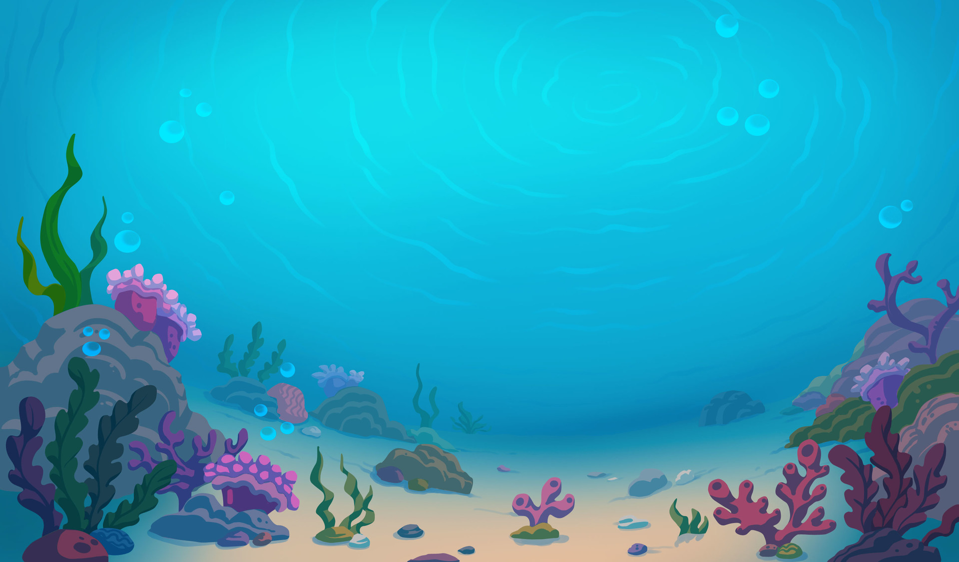 Stylus Head Sea 2d Background