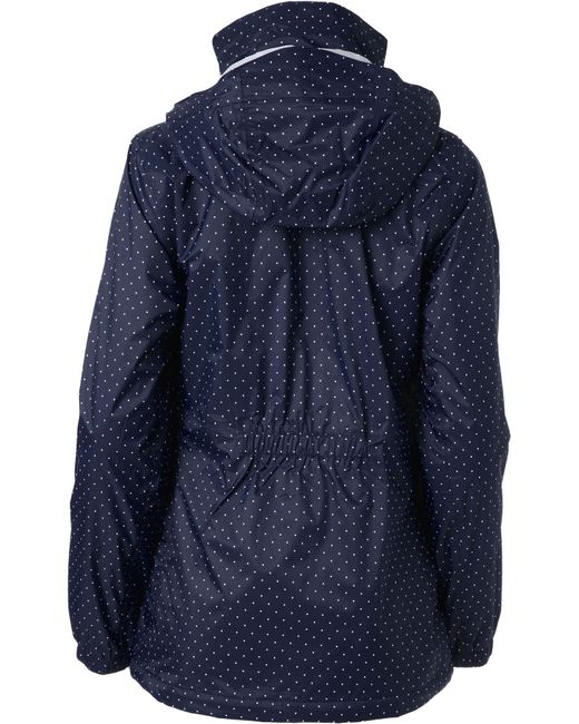 4292f50801 ... rain jacket 64c2e 2d451  discount code for the north face polka dot  coats jackets for women for sale ebay the