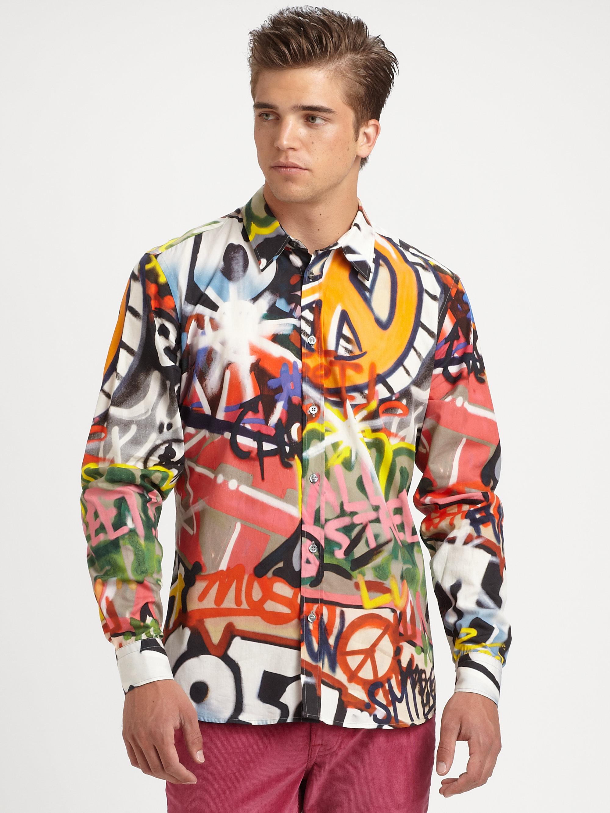 Men Urban Dress Shirts