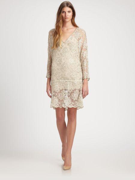 Lace Dress Haute Hippie