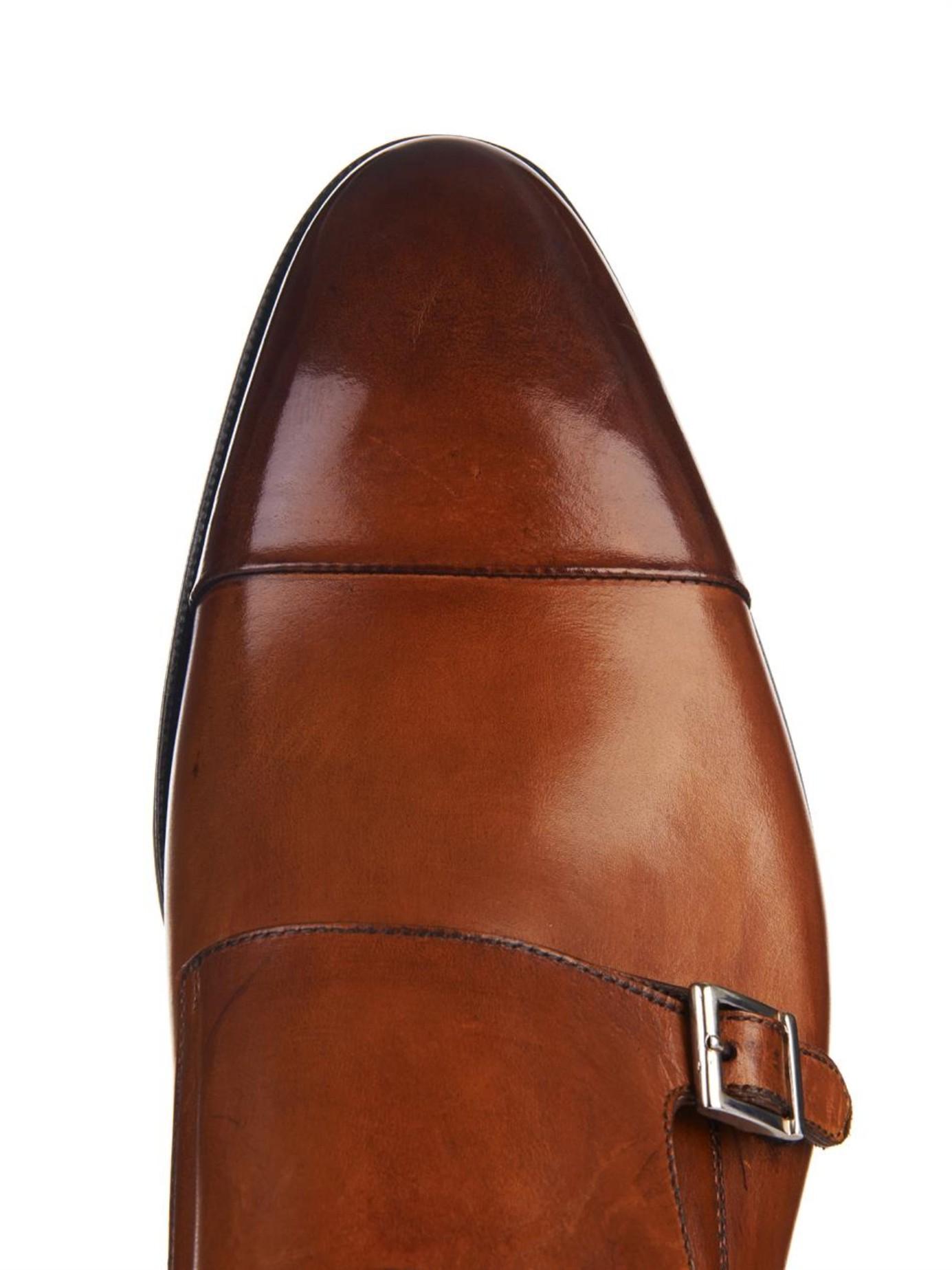 Tan Slip Sandals