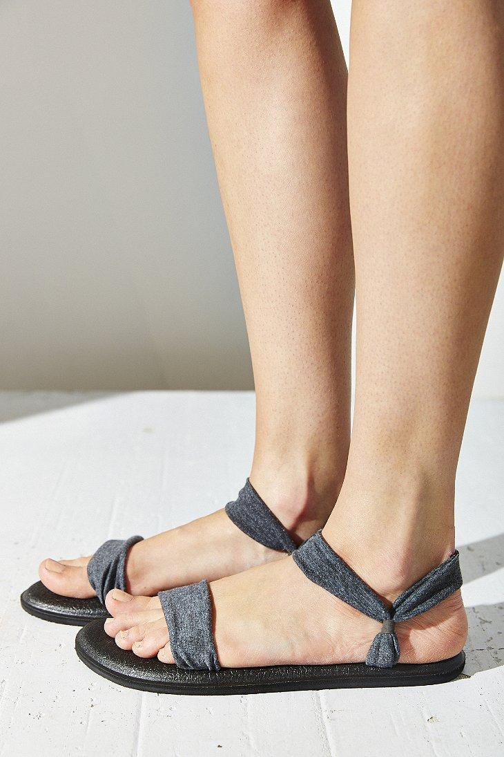 Tan Leather Ballet Shoes