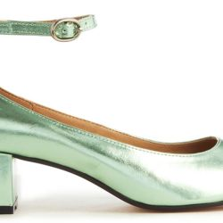 970ec567776 Lyst Asos Secret Garden Heels In Green