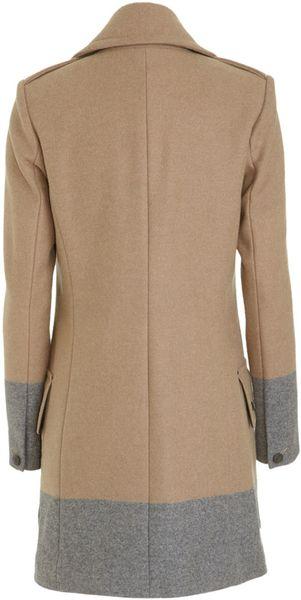 Long Grey Coat Zara Men