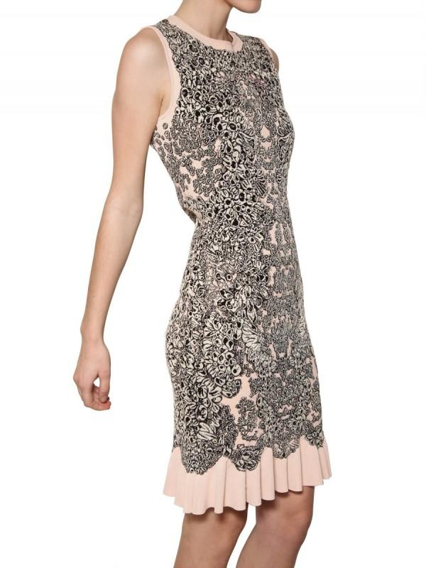 Knit Jersey Dresses 4 Sleeve 3
