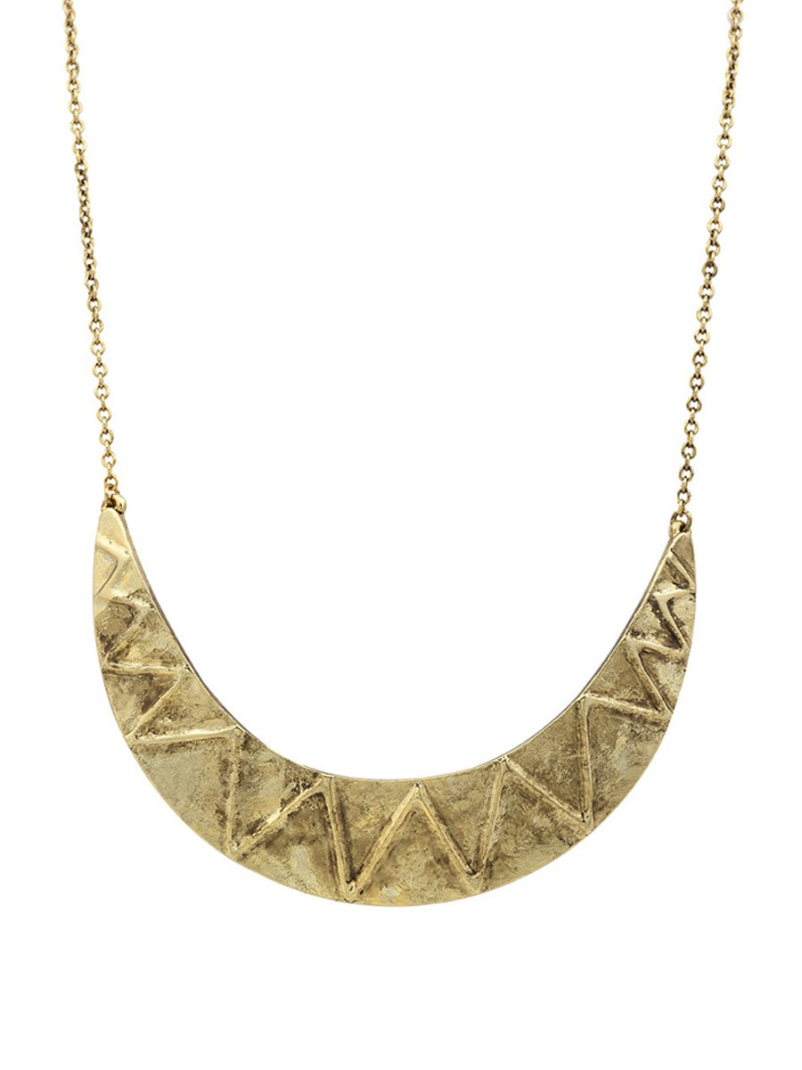 Kate Spade Long Necklace Wood