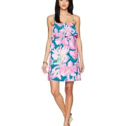 742c267bf7a95c Lyst Lilly Pulitzer Annastasha Dress (Tidal Wave Pans Garden