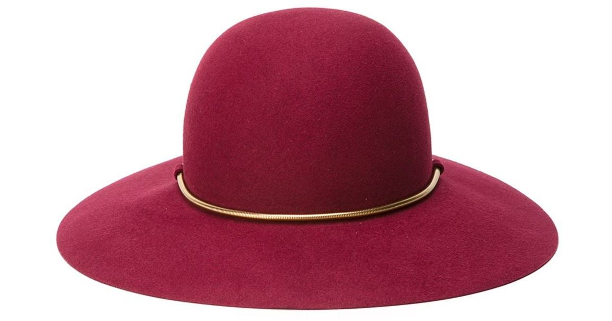 Curzon Chains Red Hat