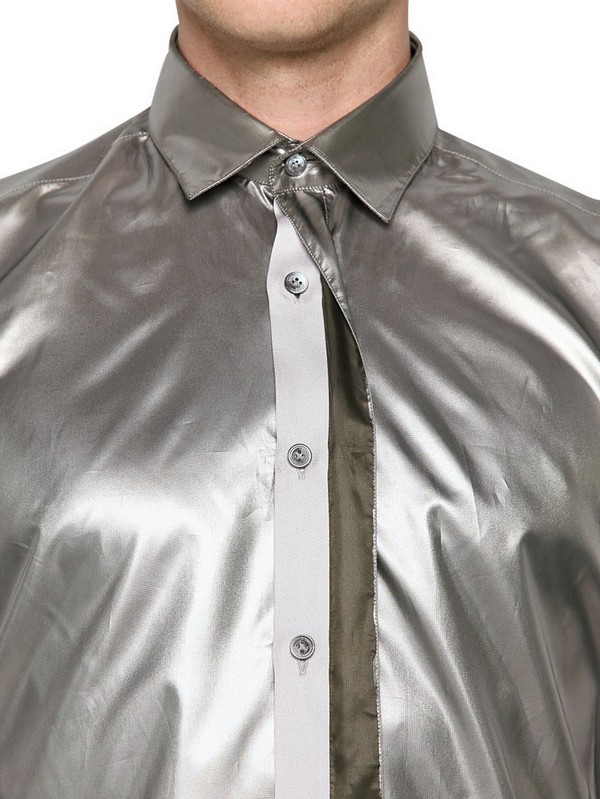 What Color Shirt Silver Tie
