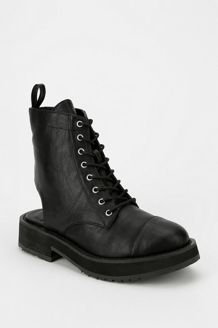 Boot Ankle Steve Platform Madden