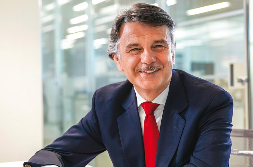 In Conversation With Ralf Speth Ceo Jaguar Land Rover