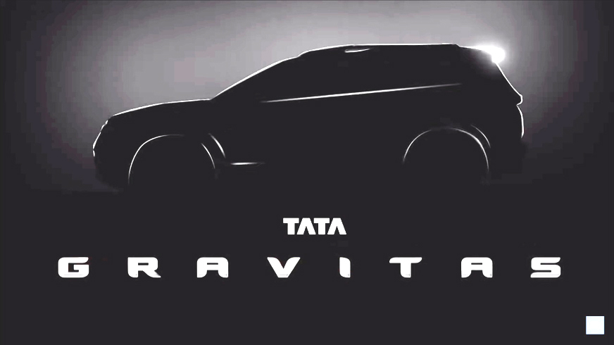 Seven Seat Harrier Named Tata Gravitas Autocar India