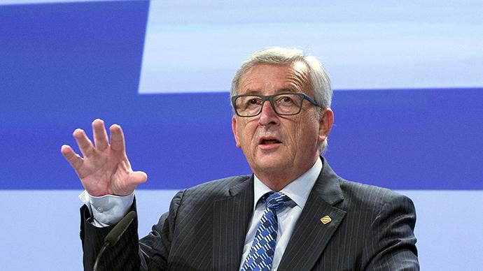EU Commission president heckled over Greek referendum ...